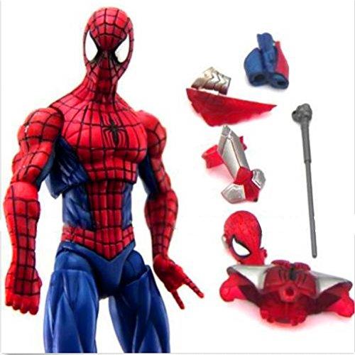 Marvel Legends Super Hero Adventures Spider-Man Action Figure Panoply Infinite Series