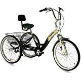 Kent Bayside 24in Adult Tricycle