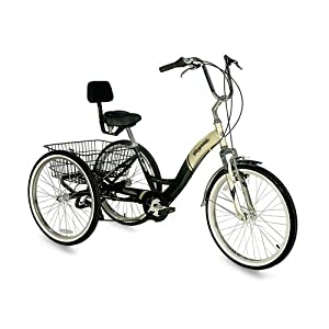 Kent Bayside 24in 7 Speed Adult Tricycle