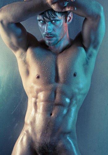 красивые голые накаченные парни фото