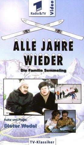 Alle Jahre wieder - Die Familie Semmeling [VHS]