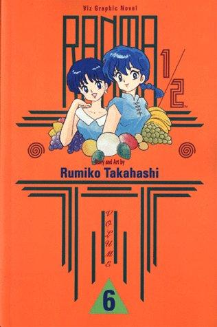 Ranma 1/2, Vol. 6, Rumiko Takahashi
