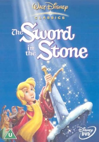 The Sword in the Stone [DVD]
