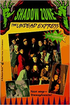 shadow zone the undead express 1996 tv tv