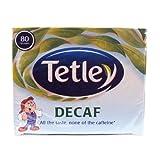 Tetley Tea Bags Decaffeinated 80 250g