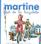 MARTINE FAIT DE LA BICYCLETTE