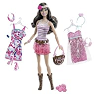 Mattel X2268 Barbie Fashionistas Doll Ultimate Wardrobe Doll Assortment