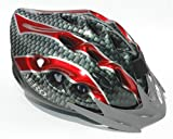 USA Bike Helmet (Red/Black)