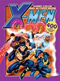 X-Men Jumbo Color & Activity Book (0696226553) by Marvel