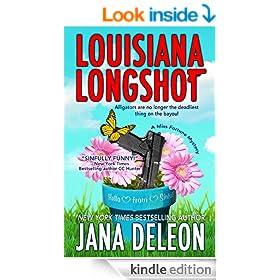 Louisiana Longshot (A Miss Fortune Mystery Book 1)