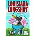 Louisiana Longshot (A Miss Fortune Mystery Book 1) (English Edition)