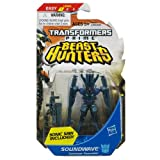 Soundwave Transformers Prime Beast Hunters #005 Legion Class Action Figure
