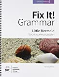 Fix It! Grammar: Little Mermaid [Teacher