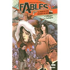 La marche des soldats de bois (Fables, Tome 5) - Bill Willingham & Mark Buckingham