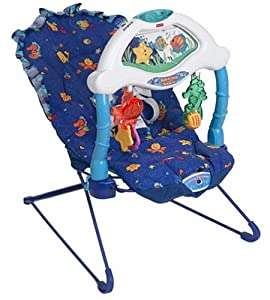 Fisher-Price Ocean Wonders Aquarium Bouncer