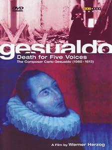 Gesualdo: Death for Five Voice [Import]