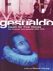 Gesualdo: Death for Five Voice [Import]
