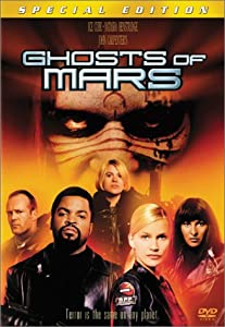 """Cover of """"Ghosts of Mars (Special Edition..."""