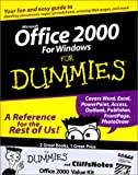 Office 2000 Value Kit (0764582194) by Hungry Minds