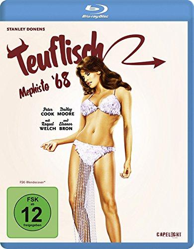 Teuflisch - Mephisto '68 [Blu-ray]
