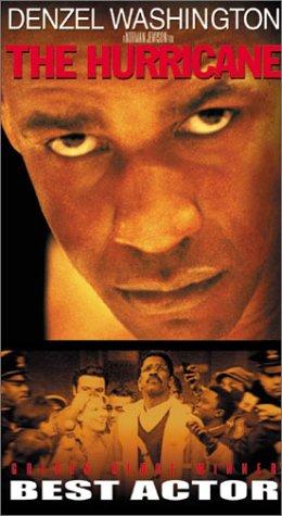 The Hurricane [VHS]