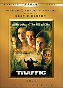 "Cover of ""Traffic [HD DVD]"""