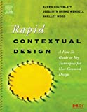 Book cover for Rapid Contextual Design