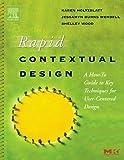 Book cover for Rapid Contextual Design