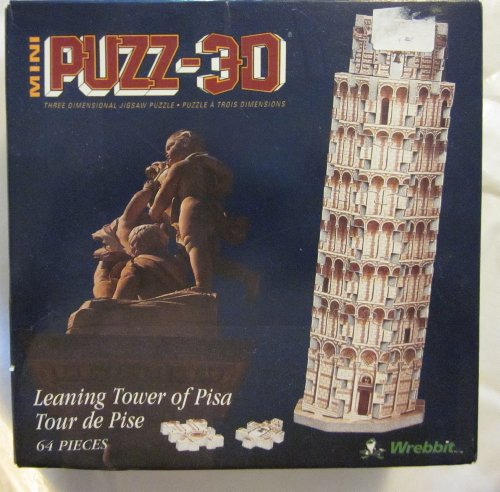 Puzz 3D - Leaning Tower of Pisa (Tour de Pise) (Mini)