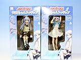 天使ちゃんフィギュア Angel Beats! エンジェルビーツ! アニメ プライズ フリュー (全2種フルセット)