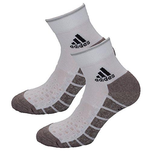 Adidas Womens Cushioned Running Ankle Socks