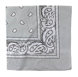 Bandanas By The Dozen 100% Cotton 12-Pack 22\