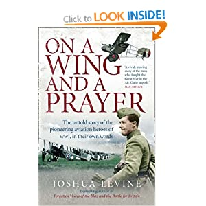 On a Wing and a Prayer - Joshua Levine