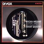 Reicha / Mozart : Quintettes pour cla...