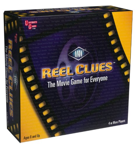 Reel Clues Board Game