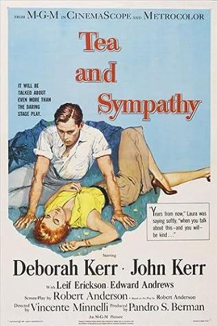 Чай и симпатия / Tea and Sympathy (Винсенте Миннелли / Vincente Minnelli) [1956, США, драма, DVDRip] MVO (СВ-Дубль) + Original