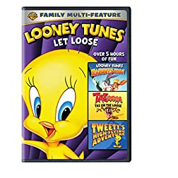 Looney Tunes Let Loose Triple Feature