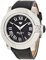 Glam Rock Unisex GR32020 SoBe Black Dial Watch
