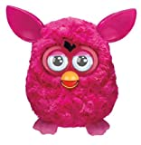 Furreal - A00081010/A31711010 - Peluche et Animal Interactif - Furby Pink Puff (Rose) - Version Fran�aise