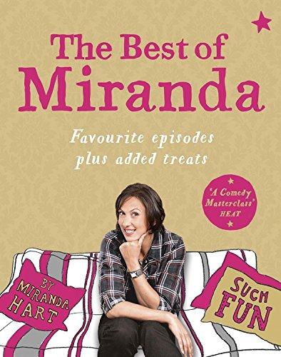 The Best of Miranda, le livre 51XHO0SJdXL