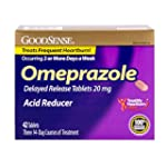 Good Sense Omeprazole Delayed Release...
