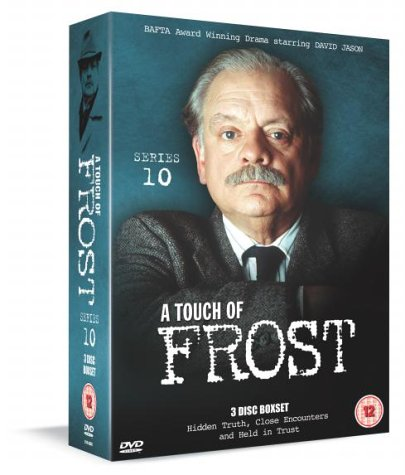 A Touch of Frost: Series 10 [DVD] [1992]