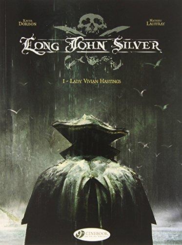 long-john-silver-vol1-lady-vivian-hastings-by-xavier-dorison-4-nov-2010-paperback