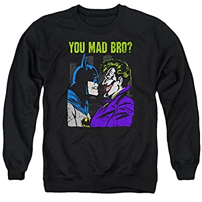 Sweater: Mad Bro Batman