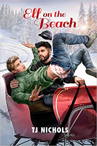 Advent Calendar Review: Elf On The Beach by TJ Nichols