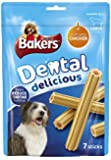Bakers Dental Delicious Chicken for Large Dogs 270 g (Pack of 6)