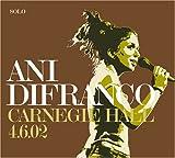 Carnegie Hall 4.6.02 - Ani DiFranco