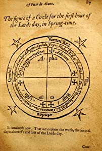 DEMONOLOGY WITCHCRAFT OCCULT & MAGICK From THE HEPTAMERON c1496 Handbook of Ritual Magick 250gsm A3 Gloss Art Card Reproduction Poster