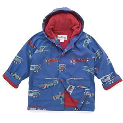 Hatley Water Resistant Boys Raincoat