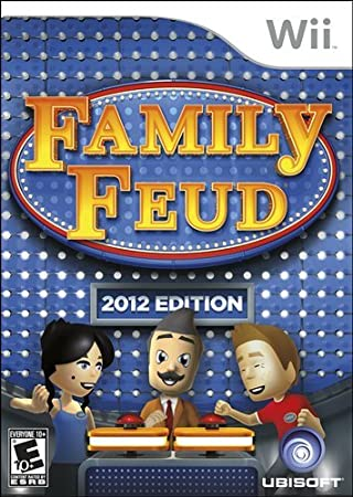 Family Feud 2012 (Nintendo Wii)
